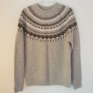 Unisex wool sweater,size M, Abercrombie, S133